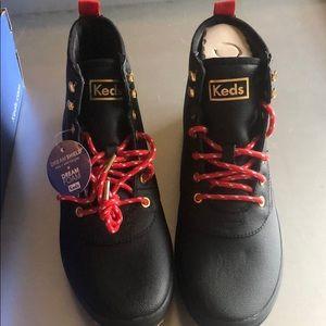 Keds scout canvas shoes